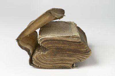 Campagnebeeld 'Boeken met een hoek af'