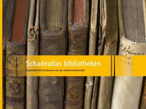 Cover Schadeatlas bibliotheken