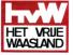 Logo van weekblad 'Het Vrije Waasland'