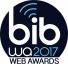 Logo Bib Web Awards 2017