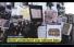 Screenshot uit het VRT-journaal met beeld van manifestatie