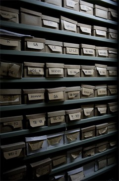 Collectie Ernest Closson van de Conservatoriumbibliotheek Erasmushogeschool