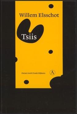 Voorpagina van 'Tsiis', Friese vertaling van 'Kaas'