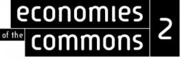 Logo Ecomony of the Commons 2