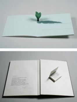 Moderne pop-upboeken