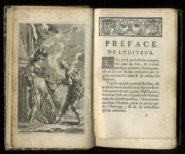 Editie van de Lof der Zotheid uit 1757