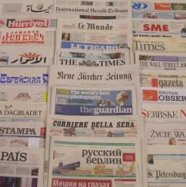 Internationale kranten