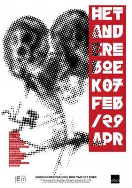 Affiche tentoonstelling 'Het andere boek'