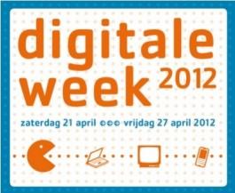 Digitale Week 2012   zaterdag 12 april - vrijdag 27 april
