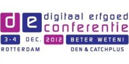 Logo Digitaal Erfgoed Conferentie 2011