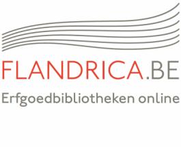 Logo Flandrica.be   Erfgoedbibliotheken online