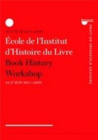Book History Workshop