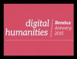 Digital Humanities Benelux 2015