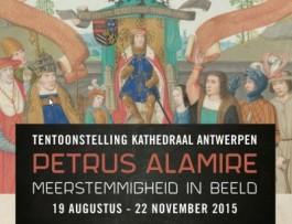 Campagnebeeld tentoonstelling 'Petrus Alamire, Meerstemmigheid in beeld'