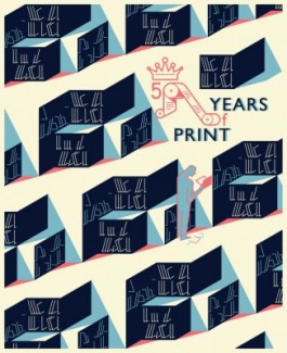 50 years of print