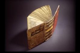 Gebonden manuscript
