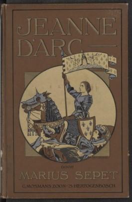 Kaft boek Jeanne d'Arc
