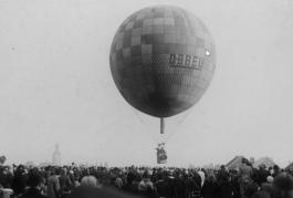 luchtballon archiefbeeld
