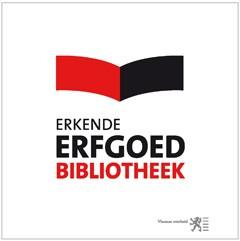 Logo van Erkende Erfgoedbibliotheek