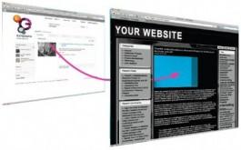 Europeana-zoekwidget binnen de eigen website
