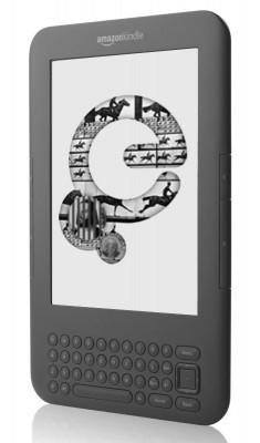 Amazon Kindle met Europeana-logo