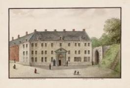 Mechelen, Hof van Habsburg Stadsarchief Mechelen