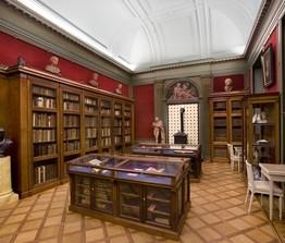 Interieur Museum Meermanno