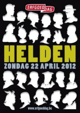 Campagnebeeld Erfgoeddag 2012: Helden