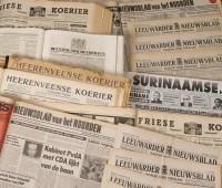 Selectie kranten