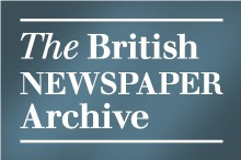Logo British Newspaper Archive