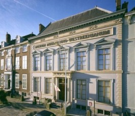 Voorgevel Museum Meermanno Den Haag