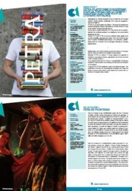 Enkele pagina's uit de brochure