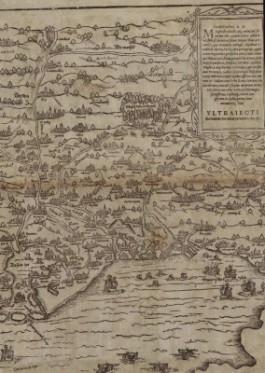 Fragment van de kaart