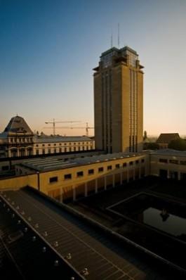 Boekentoren te Gent | Bron: UGent