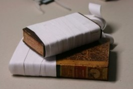 Een EHBO voor historische boeken