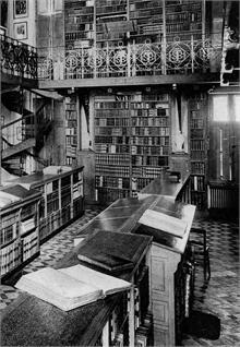 Abdijbibliotheek Bornem