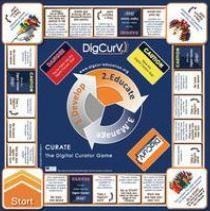Bordspel The Digital Curator Game