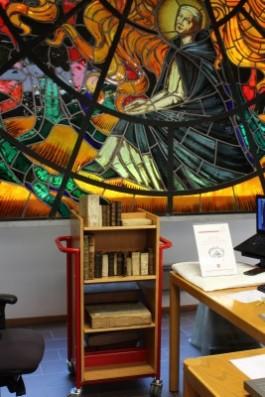STCV in de bibliotheek van het Ruusbroecgenootschap