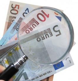 Eurobankbiljetten onder vergrootglas