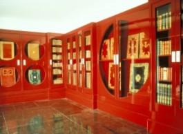 Collectie: Historische, moderne en actuele boekbanden