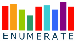 Logo: ENUMERATE