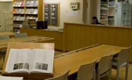 Leeszaal Erfgoedbibliotheek Hendrik Conscience