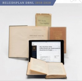 DBNL beleidsplan 2018-2020