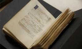 afbeelding van het manuscript Leuven Chansonnier