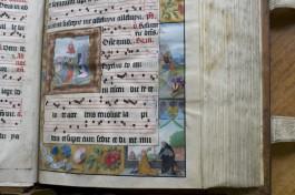 Boek met partituren