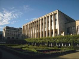 Koninklijke Bibliotheek van België in Brussel