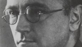 Portret Simon Vestdijk