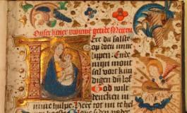 Fragment van een Oost-Nederlands getijdenboek uit 1477