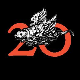 Logo 20 jaar STCV