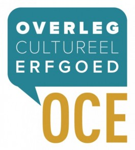 Logo Overleg Cultureel Erfgoed